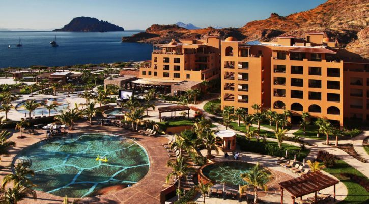 Villa del Palmar Islands of Loreto timeshare with the villa group