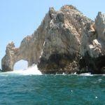 El Arco on the Horizon in Cabo San Lucas