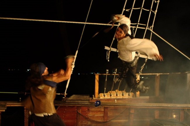 Want to be a Pirate in Cancun?