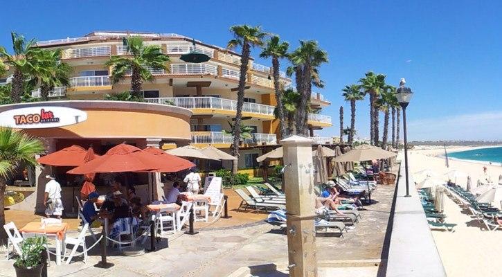 Villa del Palmar Cabo San Lucas The Taco Bar