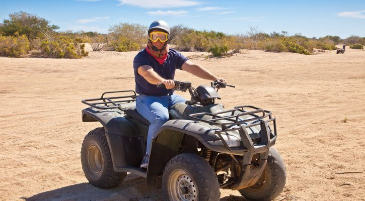 Wild ATV Tours in Los Cabos