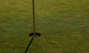 Golfing in Cabo San Lucas