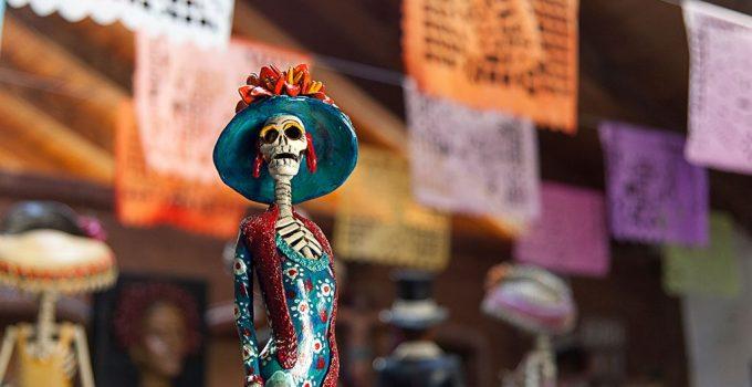 Day of the Dead in Puerto Vallarta Mexico